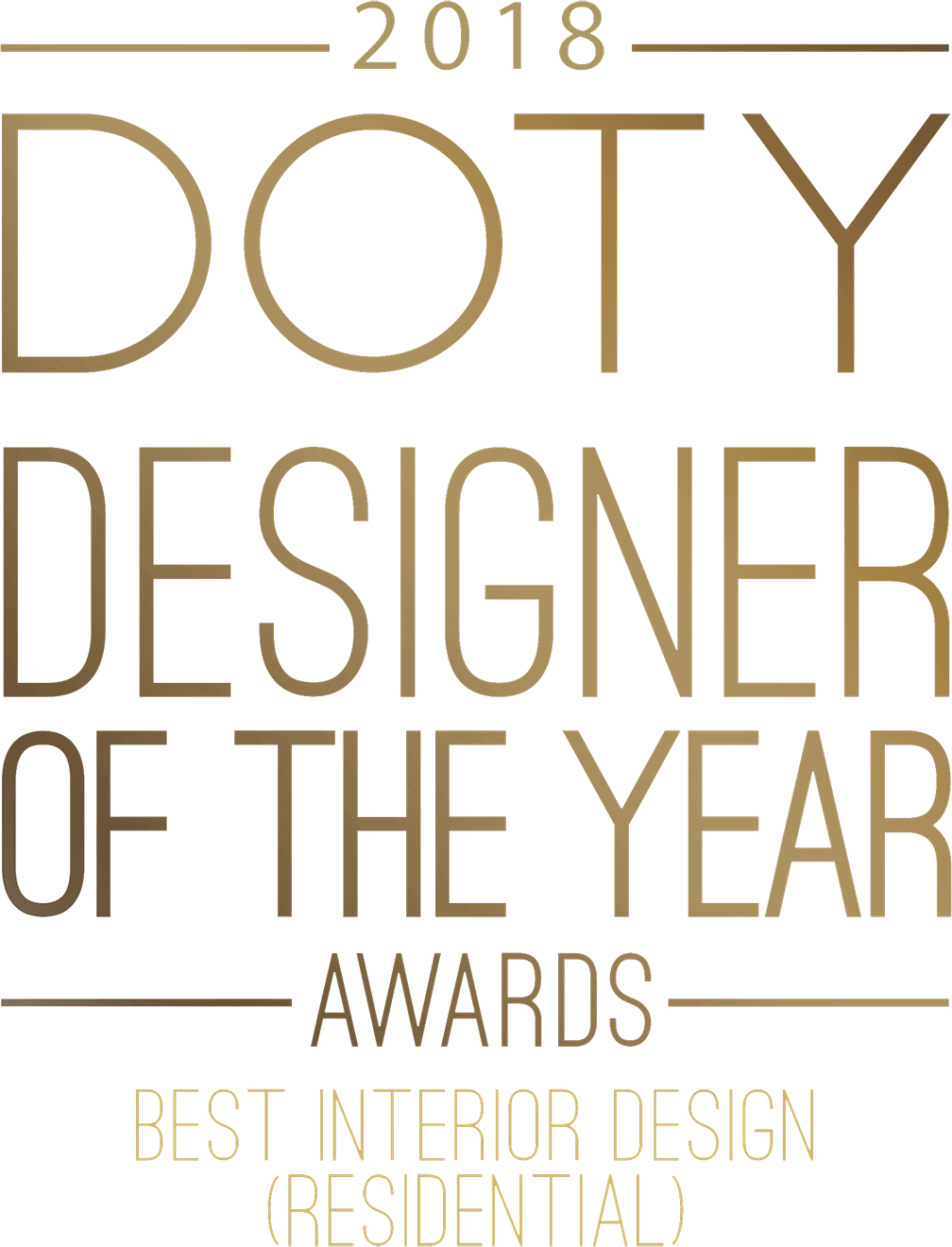 DOTY Designer of the year 2018