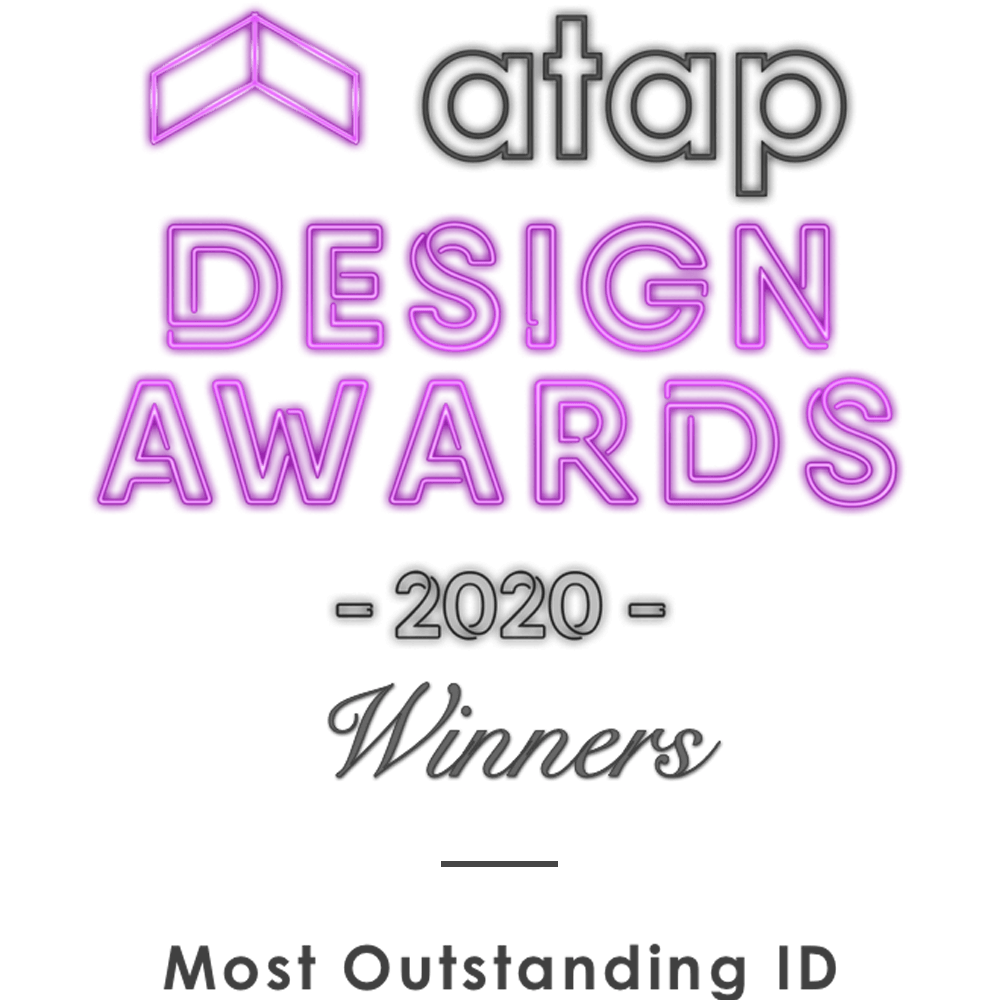 atap Design Awards 2020 - Most Outstanding ID